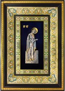 Деисусная икона Богородицы «Заступница» 29 х 40,5 см