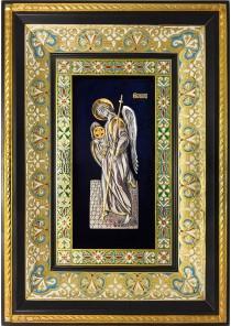 Ростовая икона Архангела Гавриила 29 х 40,5 см