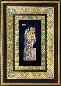 Ростовая икона Архангела Михаила 29 х 40,5 см