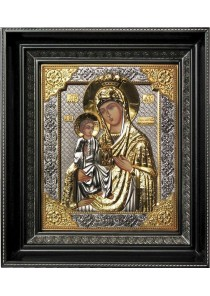 Икона Божией Матери «Троеручица» 28 х 32 см