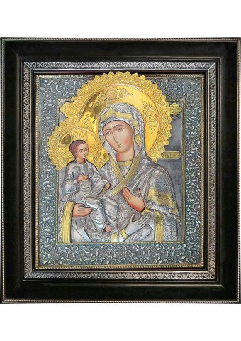 Икона Божией Матери «Троеручица» 36 х 40,5 см