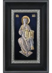 Икона Господь Вседержитель на троне 18,5 х 29 см
