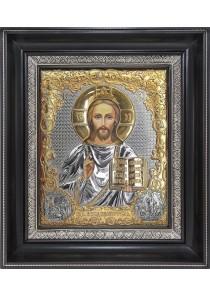 Икона Христа Спасителя 26,5 х 31 см