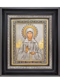 Икона святой Матроны Московской 26,5 х 31 см