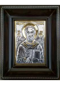 Икона святого Николая Чудотворца 14 х 17,5 см