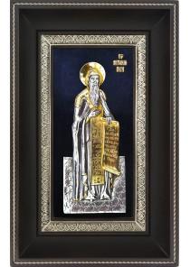 Икона преподобного Антония Печерского 18,5 х 29 см