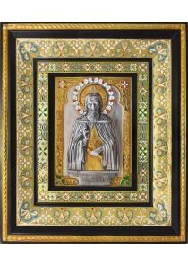 Икона преподобного Сергия Радонежского 34 х 40 см