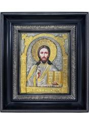 Икона Спасителя Иисуса Христа 23,5 х 27 см