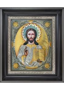 Икона Спасителя Иисуса Христа 26,5 х 31 см
