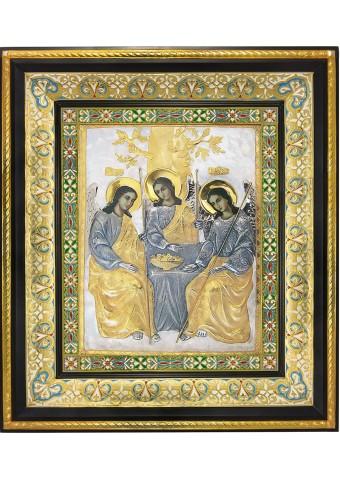 Икона «Святая Троица» 41 х 46 см