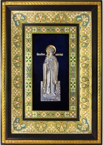 Ростовая икона святого мученика Анатолия Никодимийского 29 х 40,5 см