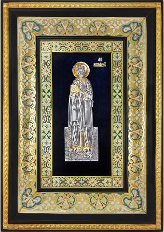 Икона святого апостола Матфея 29 х 40,5 см