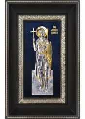 Икона святого великомученика Дмитрия Солунского 18,5 х 29 см