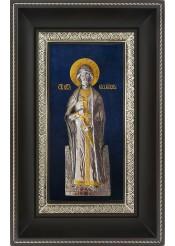 Икона святого благоверного князя Игоря Черниговского 18,5 х 29 см
