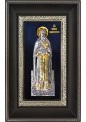Икона святого праведного Иоанна Кронштадтского 18,5 х 29 см