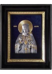 Икона святого Луки Крымского (Войно-Ясенецкого) 25 х 31,5 см