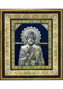 Икона святого Николая Чудотворца 40 х 45,5 см
