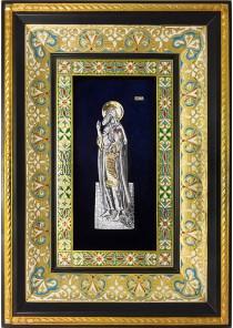 Ростовая икона святого пророка Илии 29 х 40,5 см