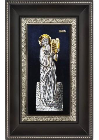 Икона святого пророка Моисея 18,5 х 29 см