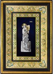 Ростовая икона святого пророка Моисея 29 х 40,5 см