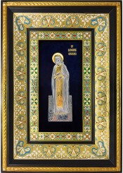 Ростовая икона святого Серафима Саровского 29 х 40,5 см