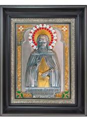 Икона преподобного Сергия Радонежского 25 х 31,5 см