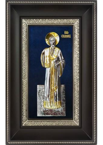 Икона святого первомученика и архидиакона Стефана 18,5 х 29 см
