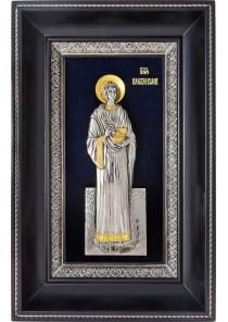 Икона великомученика Пантелеимона 18,5 х 29 см