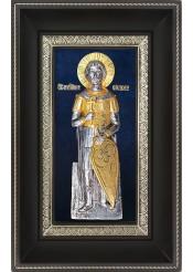 Икона святого мученика Виктора Дамасского 18,5 х 29 см