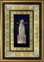 Ростовая икона святой великомученицы Анастасии Узорешительницы 29 х 40,5 см