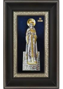 Икона святой великомученицы Екатерины Александрийской 18,5 х 29 см
