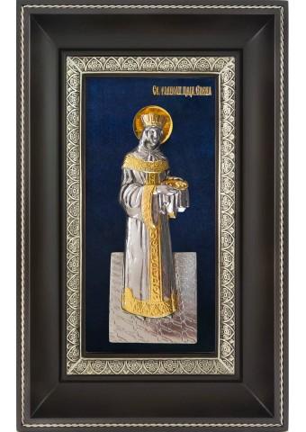Икона святой равноапостольной Царицы Елены Константинопольской 18,5 х 29 см