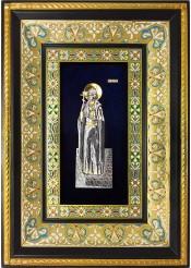 Ростовая икона святой равноапостольной княгини Ольги 29 х 40,5 см