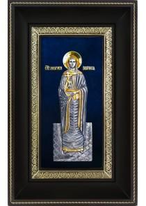 Икона святой мученицы Ларисы Готфской 18,5 х 29 см