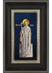 Икона святой мученицы Лидии Иллирийской 18,5 х 29 см