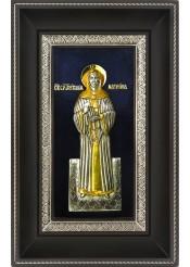 Ростовая икона блаженной Матроны Московской 18,5 х 29 см
