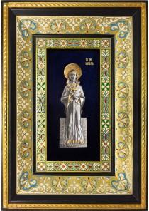 Ростовая икона святой мученицы Наталии Никомидийской 29 х 40,5 см