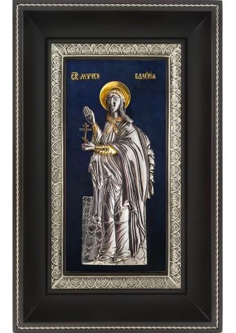 Икона святой мученицы Валерии (Калерии) Кесарийской (Палестинской) 18,5 х 29 см