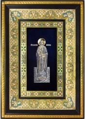 Ростовая икона святой мученицы Ларисы Готфской 29 х 40,5 см