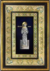Ростовая икона святой мученицы Любови Римской 29 х 40,5 см
