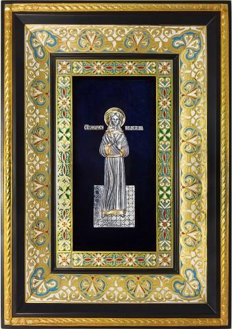 Ростовая икона святой мученицы Надежды Римской 29 х 40,5 см