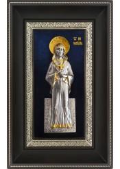 Икона святой мученицы Наталии Никомидийской 18,5 х 29 см