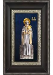 Икона святой великомученицы Параскевы Пятницы 18,5 х 29 см