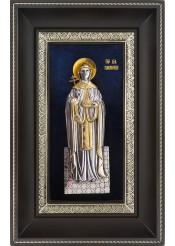 Икона святой преподобномученицы Параскевы Римской 18,5 х 29 см