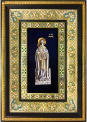 Ростовая икона святой преподобномученицы Параскевы Римской 29 х 40,5 см
