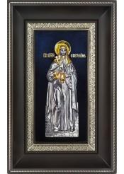 Икона святой мученицы Фотинии/Светланы Римской (Самарянской) 18,5 х 29 см