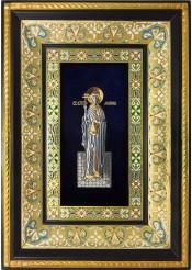 Ростовая икона святой великомученицы Марины Антиохийской 29 х 40,5 см