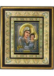 Казанская икона Божией Матери 35 х 41 см