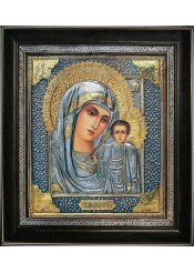 Казанская икона Божией Матери 36 х 40,5 см