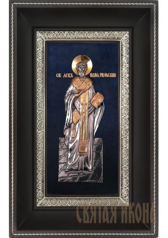 Икона святого Льва, папы Римского 18,5 х 29 см